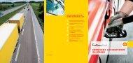 Informationen zu Shell FuelSave Diesel für Transport und Logistik