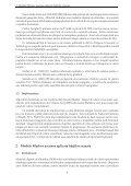 Rezumat teza - Facultatea de Electronica, Telecomunicatii si ... - Page 4