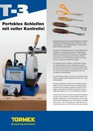 TORMEK Schärfmaschine T3