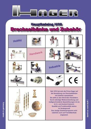 Drechselbank Magazine