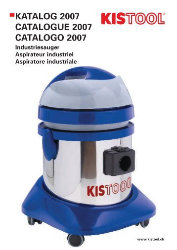 KATALOG 2007 CATALOGUE 2007 CATALOGO 2007 - Ettima AG