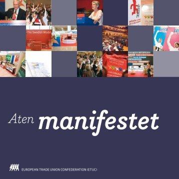 EuropEan TradE union ConfEdEraTion (ETuC)