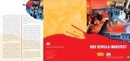 Das sevilla-Manifest - ETUC