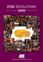 RESOLUTIONS 2007 EN.qxd:_ - ETUC