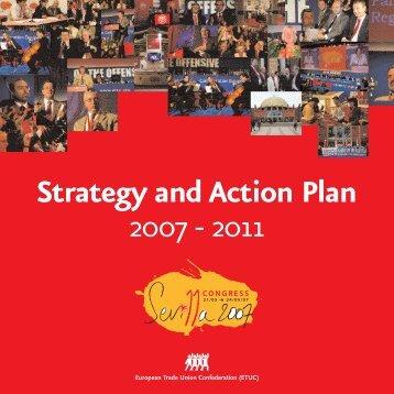 Action Points - ETUC