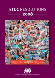 RESOLUTIONS 2008 EN.qxd:_ - ETUC