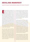 SEVILJSKI MANIFEST - ETUC - Page 2