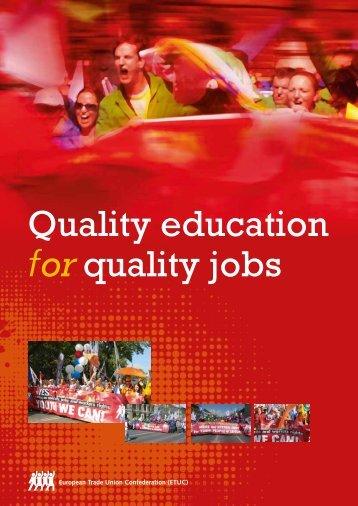 ETUC Youth Survey