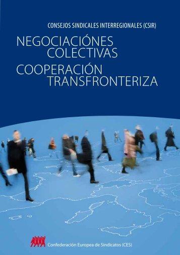 Consejos Sindicales Interregionales (CSIR)