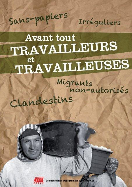 TRAVAILLEURS TRAVAILLEUSES - ETUC