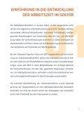ARBEITSZEIT IM METALLSEKTOR IN EUROPA - ETUC - Seite 3