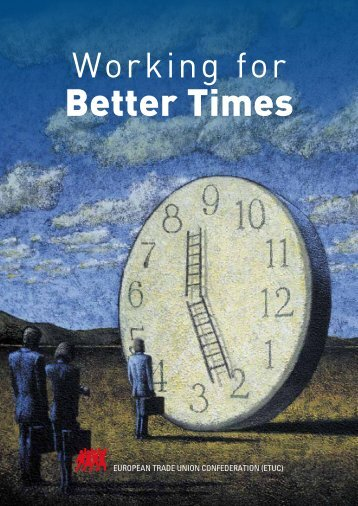 Better Times - ETUC