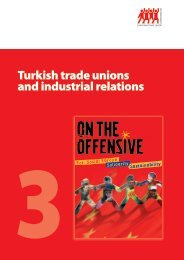 Turkish trade unions and industrial relations - ETUC