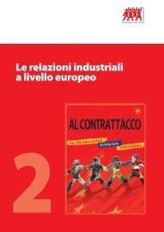 Le relazioni industriali a livello europeo - ETUC