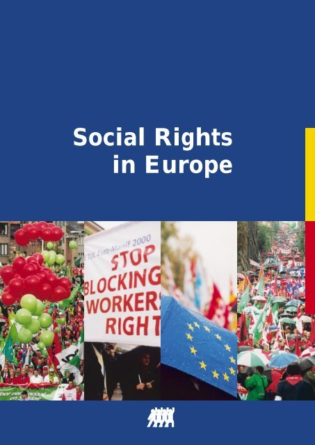 Social Rights in Europe - ETUC