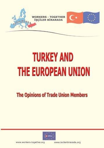 Turkey and the European Union - ETUC
