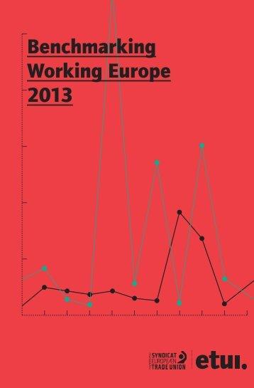 Benchmarking Working Europe 2013 - European Trade Union ...