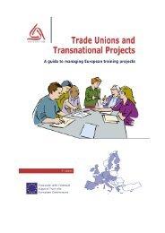 Poglavlje 7 Europska unija - European Trade Union Institute (ETUI)