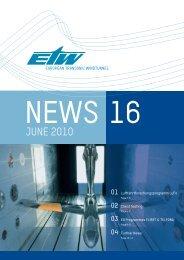 Jun 2010 - ETW