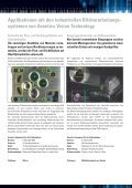 Applikationen mit den industriellen Bildverarbeitungs - Asentics - Seite 4