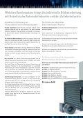 Applikationen mit den industriellen Bildverarbeitungs - Asentics - Seite 6