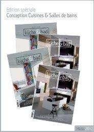 Edition spéciale Conception Cuisines & Salles de bains. - Etzel Verlag