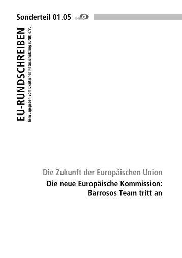 Die EU-Kommission - EU-Koordination
