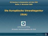 Präsentation - EU-Koordination