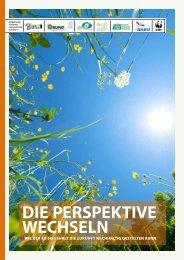 DIE PERSPEKTIVE WECHSELN - WWF Deutschland