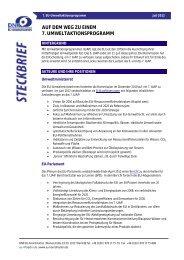 Debatte über das 7. Umweltaktionsprogramm - EU-Koordination
