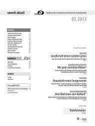 März 2013 - EU-Koordination