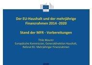 vortrag - EU-Koordination