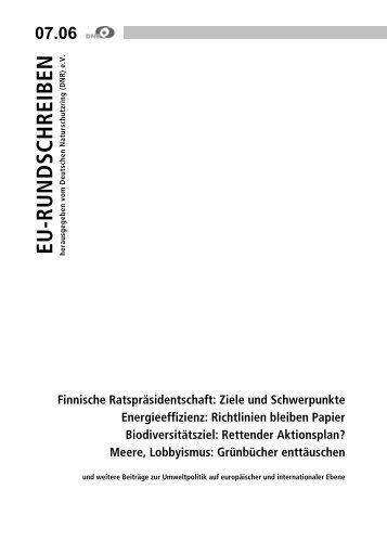 07.06 - EU-Koordination