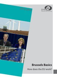 Brussels Basics - EU-Koordination