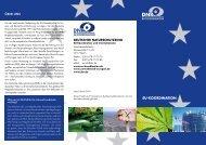 Flyer - EU-Koordination