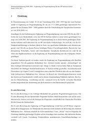 1 Einleitung - EU-Förderung des Naturschutzes 2007 bis 2013