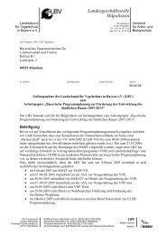 Landesgeschäftsstelle Hilpoltstein - EU-Förderung des ...