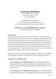 Gemeinsame Richtlinien - EU-Förderung des Naturschutzes 2007 ...