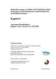 Kapitel 6 - EU-Förderung des Naturschutzes 2007 bis 2013
