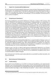 Teil 6 - EU-Förderung des Naturschutzes 2007 bis 2013