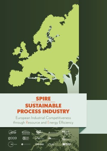 spire sustainable process industry - European Technology Platform ...
