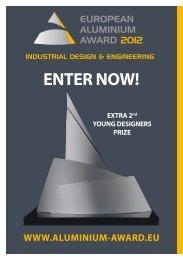European Aluminium award 2012 - EU-nited