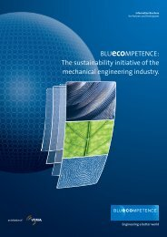 BLUecoMPETENCE: The sustainability initiative of the ... - eu-nited