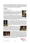 EUnited Dinner Debate 2011 - Page 2