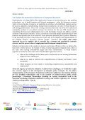 Resource and Energy Efficiency Partnership - EU-nited - Page 7