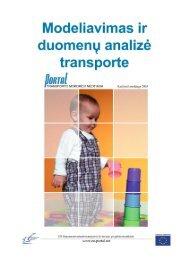 2. Modeliavimas ir duomenų analizė - PORTAL - Promotion of ...