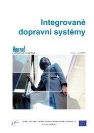 2. Tvorba integrovaných dopravních systémů - PORTAL - Promotion ...