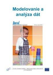 7. Modelovanie a analýza dát dopravy - PORTAL - Promotion of ...