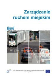 1 - PORTAL - Promotion of results in Transport Research and Learning