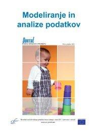 2. Modeliranje in analiza podatkov - PORTAL - Promotion of results ...